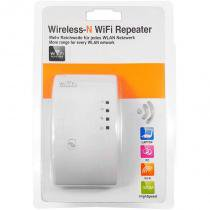 Repetidor de Sinal Wireless N 54Mbps - Importado