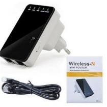Repetidor Expansor De Sinal Rede Wireless Wifi 300mbps - Mega page