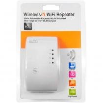 Repetidor Expansor de Sinal Wireless Wifi 150mbps (RP-01) - Shinka