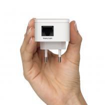 Repetidor intelbras n 150 mbps n plug compacto - Intelbras