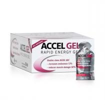 Repositor Energético ACCEL GEL - Pacific Health Labs - CX 24un - Orage -