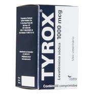 Repositor Hormonal Cepav Tyrox 1000 mcg -