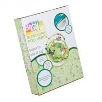 Repouseira Vibratoria Poly Verde Insetos Baby Style -