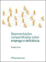 Representaçoes compartilhadas sobre emprego e - Editora crv