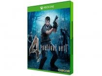 Resident Evil 4 Remastered para Xbox One Capcom