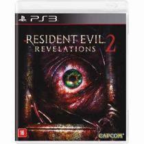 Resident Evil Revelations 2 - PS3 - Capcom