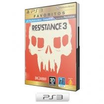 Resistance 3 para PS3 - Sony