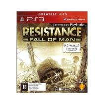 Resistance: Fall of Man - Greatest Hits - PS 3 - Sony
