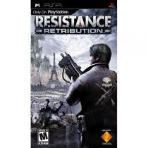 Resistance retribution - psp - Sony