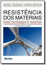 Resistencia dos materiais - 4a ed - Edgard blucher
