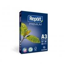 Resma de Papel Report A3 75g -
