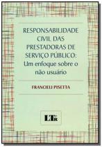 Responsabilidade civil das prestadoras de servico - Ltr