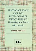 Responsabilidade civil das prestadoras de serviço - Ltr