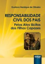Responsabilidade civil dos pais - Jurua editora -