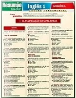 Resumao Escolar - Ingles 1 - Gramatica - Bafisa - 1