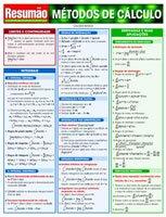 Resumao Metodos De Calculo - Bafisa - 1