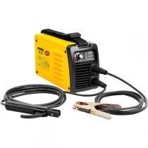 Retificador Inversor de solda 130a 220 volts monofásico eletrodo riv135 - Vonder -