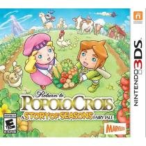 Return to popolocrois: a story of seasons fairytale - 3ds - Nintendo