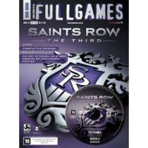 Revista Fullgames Nº 113 - Saints Row The Third Midia Fisica Jogo Completo - Deep silver