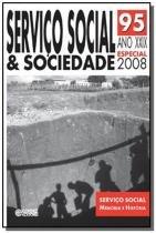 Revista servico social  sociedade  95 - Cortez