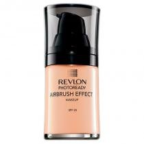 Revlon photo ready airbrush effect spf20 30ml - 005 - NATURAL BEIGE - Revlon