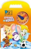 Riki aprende as horas - Todolivro