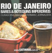 Rio de janeiro - bares e botequins imperdiveis - Eat in rio