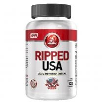 Ripped USA Midway - Suplemento de Cafeína - 120 Capsulas - Midway