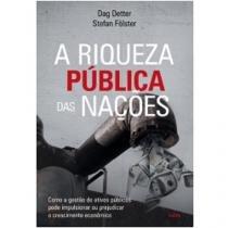 Riqueza Publica Das Nacoes, As - Cultrix - 952670