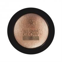 Rk kiss new york all over glow pó bronzeador - bronzed glow - Kiss new york