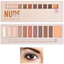 Rk kiss new york effect shadow palette - nude seduction - Kiss new york