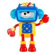 Robô de Atividades Roby Azul - Elka - Elka