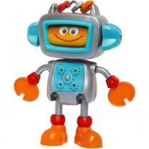 Robô de Atividades Roby - Cinza - Elka - Elka