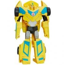 Robô Transformers Hyper Change Bumblebee - Hasbro