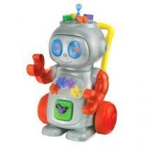 Robo vermelho magic toys 1016 -