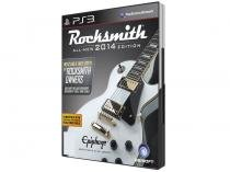 Rocksmith 2014: All New Edition para PS3 Ubisoft