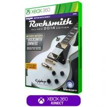 Rocksmith 2014: All New Edition para Xbox 360 - Ubisoft