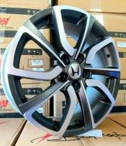 Roda BRW 1200 Honda Civic aro 17x7 4x100/5x100//114 jogo -