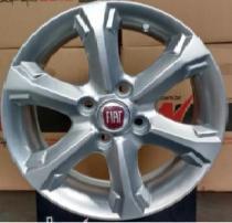Roda Fiat Strada BRW 1250 Aro 14X6 4X98 jogo -