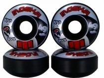 ca3d64d21a2 Roda Moska Skate 49 mm Preta -