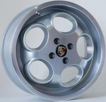 Roda Porsche Le Mans M6 aro 15x7 KR 4x100 ou 5x100 et32 jogo -
