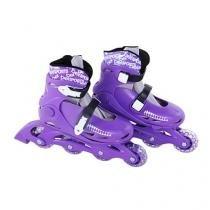 Rollers radical p (28-31) belfix 367100 roxo - Belfix