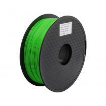 Rolo de Filamento PLA 1.75mm Para Impressora 3D Cor Verde - Anycubic