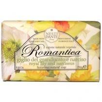 Romantica Grão Ducado e Narciso Nesti Dante - Sabonete Perfumado em Barra - 250g - Nesti Dante
