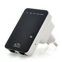 Roteador Repetidor De Sinal Wireless Wifi 300mbps Rj45 Lan Wan - Mega page