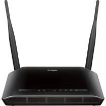 Roteador Wireless 300Mbps DIR-615 Preto D-Link - D-Link