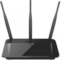 Roteador Wireless Dual Band 2.4/5 Ghz 750 Mbps DIR-809 D-Link - D-Link
