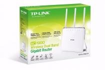 Roteador wireless dual band archer c9 router ac1900 - Tp-link