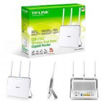 Roteador Wireless Gigabit Dual Band AC1750 Archer C8 TP-Link - TP Link