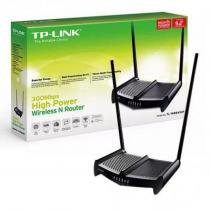 Roteador Wireless N 300mbps De Alta Potência TL-WR841HP 1000 MW 8 DBI V3 - Tp link